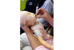 První pomoc u dětí v Jasmínce