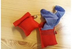 Přívěšek - rukavice