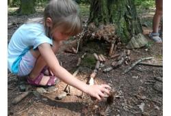 Děti lesa - tábor pro...