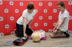 Základy první pomoci červenec